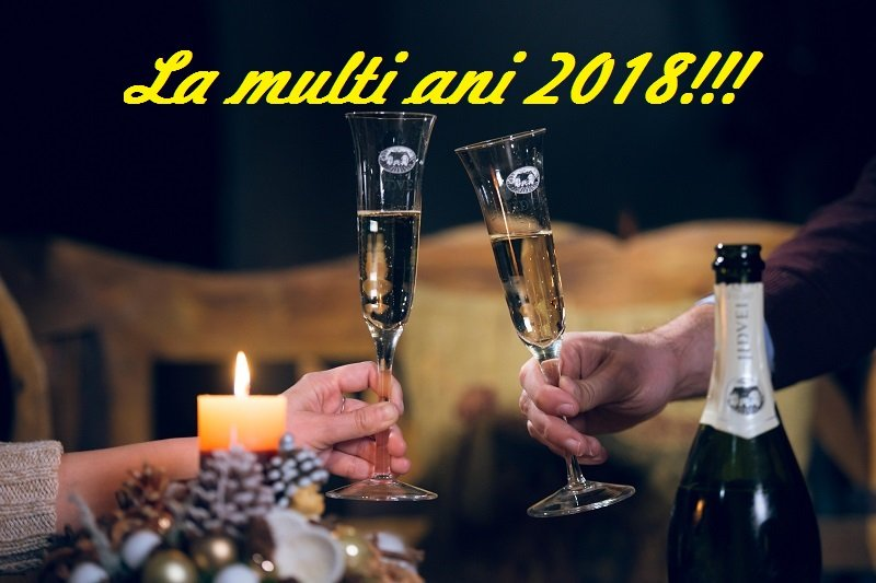 Mesaje la multi ani 2018